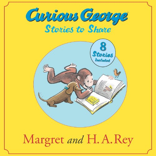 Curious George Stories to Share (English Edition)