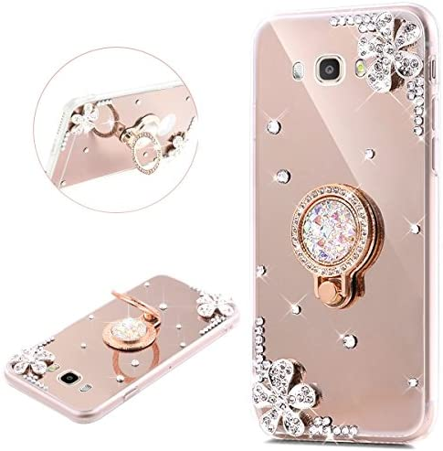 Galaxy Grand Prime Case PHEZEN Samsung Galaxy Grand Prime Glitter Case Bling Crystal Diamond product image
