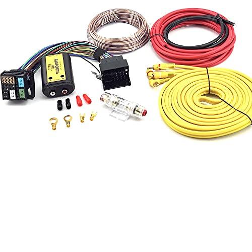 WATERMARK Vertriebs GmbH & Co. KG Endstufe Einbau Set HLC Adapter mit Remote...