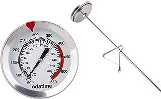Manyao クッキング温度計 食品温度計 料理用 油 温度計/お茶/お肉 お風呂などの温度管理