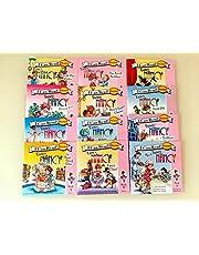 12 كتاب/ مجموعة يمكنني قراءة كتاب صور قطة بيت الإنجليزية كتاب ألعاب تعليمية للأطفال جيب كتاب قراءة كتاب 13 × 13 سم (كما هو موضح)