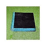 SDWJJ Terraza Sombreado Paño Invernadero Planta Balcón Basket de Privacidad HDPE Textil -UV Agujero de Hebilla -óxido de Secado rápido, partición de recolección de Basura