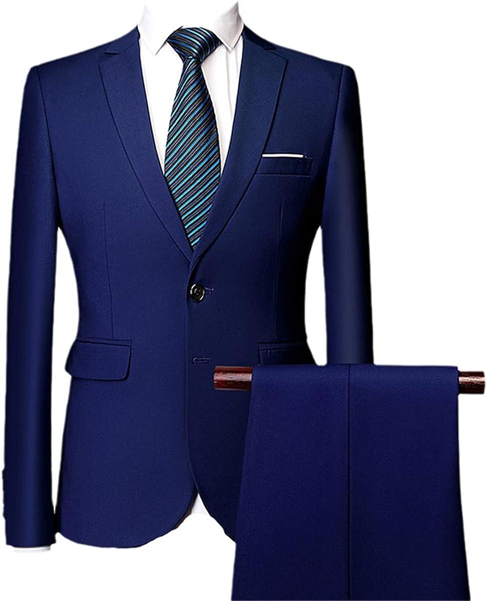Suit Suit Men's Spring and Autumn high-end Custom Business Suit Jacket Three-Piece Suit/Slim Suit
