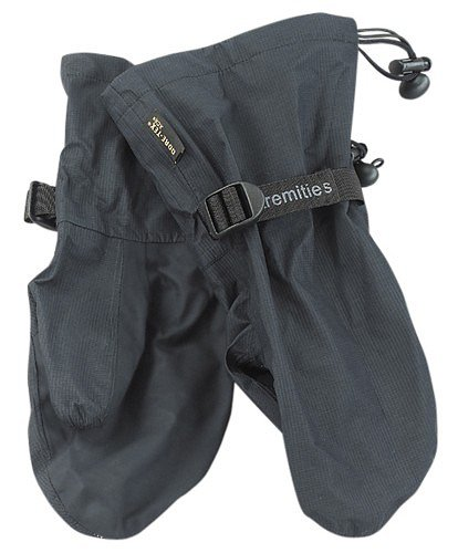 Extremities Tuff Bags Guante, Hombre, Negro, L