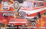 vielesguenstig-2013 DDR PKW-Modell - B1000 Feuerwehr - Markneukirchener Pilsner