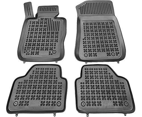 Alfombrillas de Goma Compatible con BMW X1 (E84) (2009-2016) + Limpiador de Plasticos (Regalo) | Accesorios Coche Alfombrilla Suelo