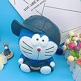 Bosi General Merchandise Hucha, Hucha de Doraemon, decoración de Vinilo, Hucha de Doraemon, Hucha de Dibujos Animados