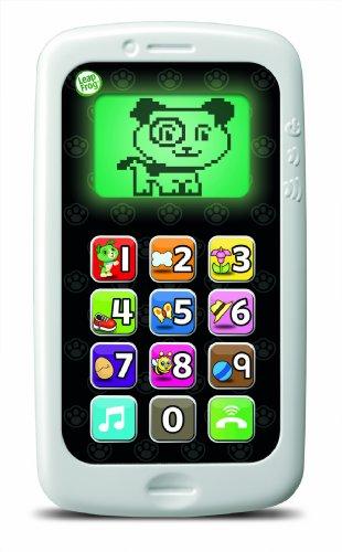 Leap Frog Telefono movil, habla y cuenta para...