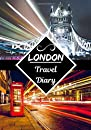 London travel notebook: Logbook | London Travel Diary | Write down your memories | Tell your adventures with photos | Check list for departure | Format 7x10 inches |