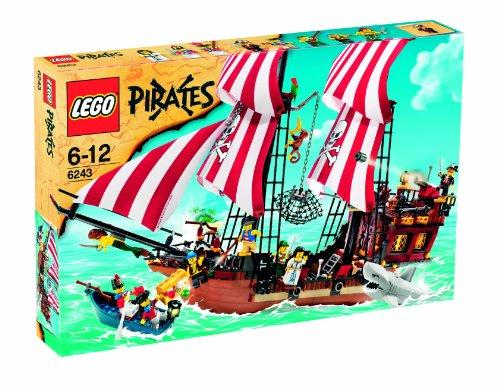 LEGO Piraten 6243 - Großes Piratenschiff