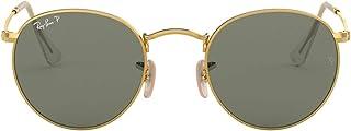 Ray-Ban Round Metal Unisex-Adult Round Sunglasses