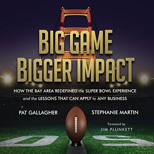 Big Game Bigger Impact cover art