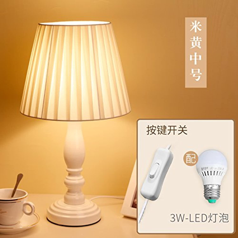 Yu-k Gelb einfache Holz- Lampen 45  25 CM, Schalter B071D96MQJ    Professionelles Design