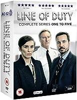 Line of Duty - Series 1-5 Box Set [DVD]