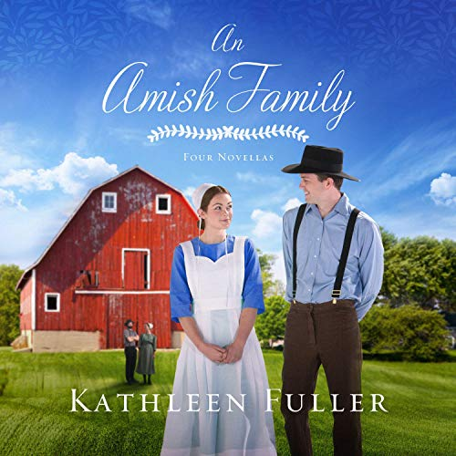 An Amish Family  By  cover art