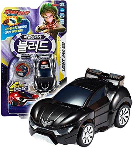K-Crew Power Battle Watch Car Battle Bumper Car Blood