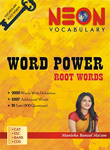 ROOT WORD BOOK Word Power