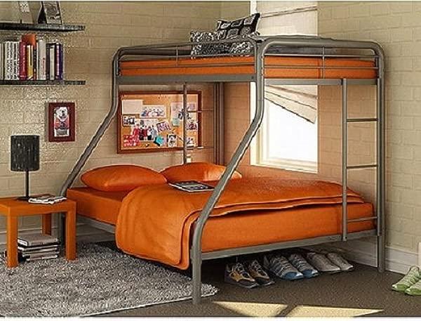 Dorel Twin 全金属双层床钢颜色