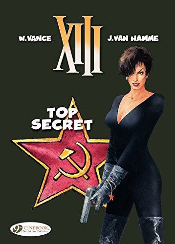 XIII - Volume 13 - Top Secret (English Edition)