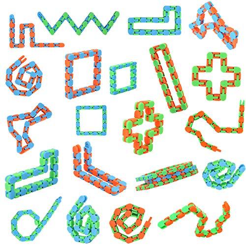 SCIONE Wacky Tracks Fidget Toys 24 …