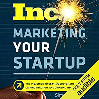 Marketing Your Startup cover art