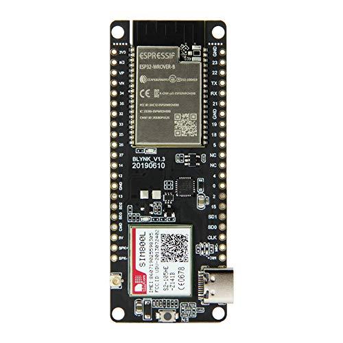 Amazon.es - TTGO T-Call ESP32 Wireless Module GPRS Antenna SIM Card SIM800L Module