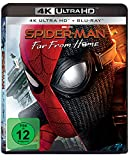Spider-Man: Far from Home (4K Ultra HD) ) (+ Blu-ray 2D)