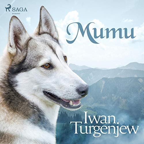 Mumu audiobook cover art