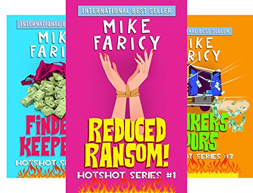 Reduced Ransom! (Hotshot Book 1) on Kindle