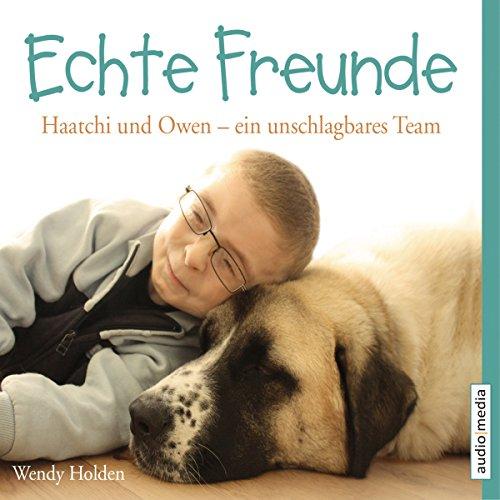 Echte Freunde audiobook cover art