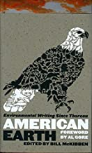 American Earth: Environmental Writing Since Thoreau (Library of America) (April 17, 2008) Hardcover