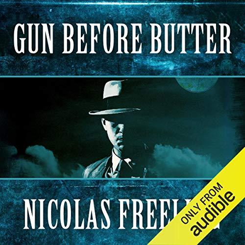 Gun Before Butter: Van De Valk, Book 3 audiobook cover art