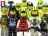 Clip: Ever LEGO Blacktron, M-Tron, and Unitron Minifigure Ever Made!