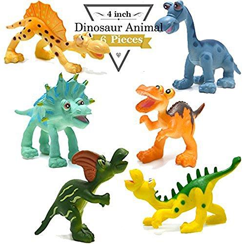 BigNoseDeer 4 Pulgadas Figuras Dinosaurio