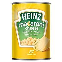 ハインツマカロニチーズ400グラム - Heinz Macaroni Cheese 400g [並行輸入品]