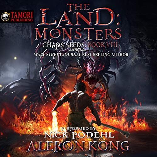 The Land: Monsters cover art