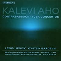 Aho: Contrabassoon / Tuba Concertos (2007-03-27)