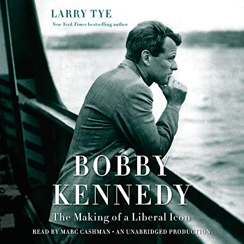 Bobby Kennedy audiobook cover art