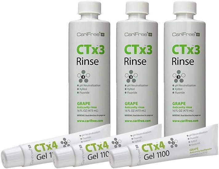 cheap CariFree Prevention Kit Finally popular brand 3-Month Grape