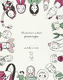 Illustration School: personajes