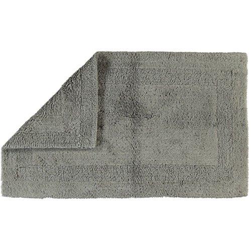 Cawö Home Badteppich Badteppich 1000 Graphit - 779 70x120 cm