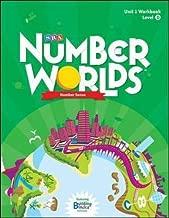 Number Worlds Level D, Student Workbook Number Sense (5 pack) (NUMBER WORLDS 2007 & 2008)