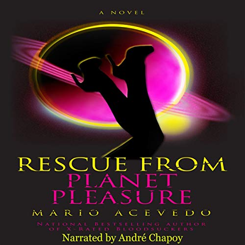 Rescue from Planet Pleasure audiobook cover art