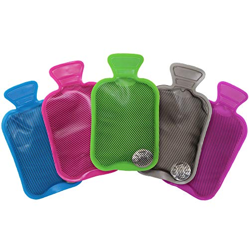 5 Pak Mini Handwarmer Kruiken - Herbruikbaar en Draagbaar - Knijp of Draai voor Directe Warmte Altijd en Overal - Perfecte Maat voor Handschoenen en Zakken | Reizen, sport, Kamperen, Wandelen.