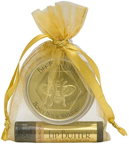 Honey House Naturals Gift Set, Vanilla, 2 Piece