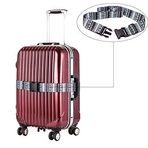 Cinghia Valigia Cintura Per Valigia ,SINOKAL bagagli cinghie Blet valigia cinture cinturino tessuto poliestere imballaggio Belt