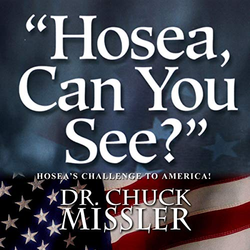 Hosea, Can You See? cover art