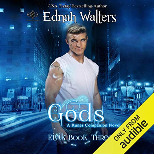 Gods audiobook cover art