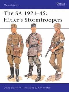 Sturmabteilung, 1921-45: Hitler's Stormtroopers (Men-at-Arms) by David Littlejohn (22-Mar-1990) Paperback