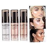 MICHAELA BLAKE Líquido de resaltado, destacando Gotas, Ojos y Rostro del Brillo aclaran Concentrado Iluminador Bronce Gotas Maquillaje